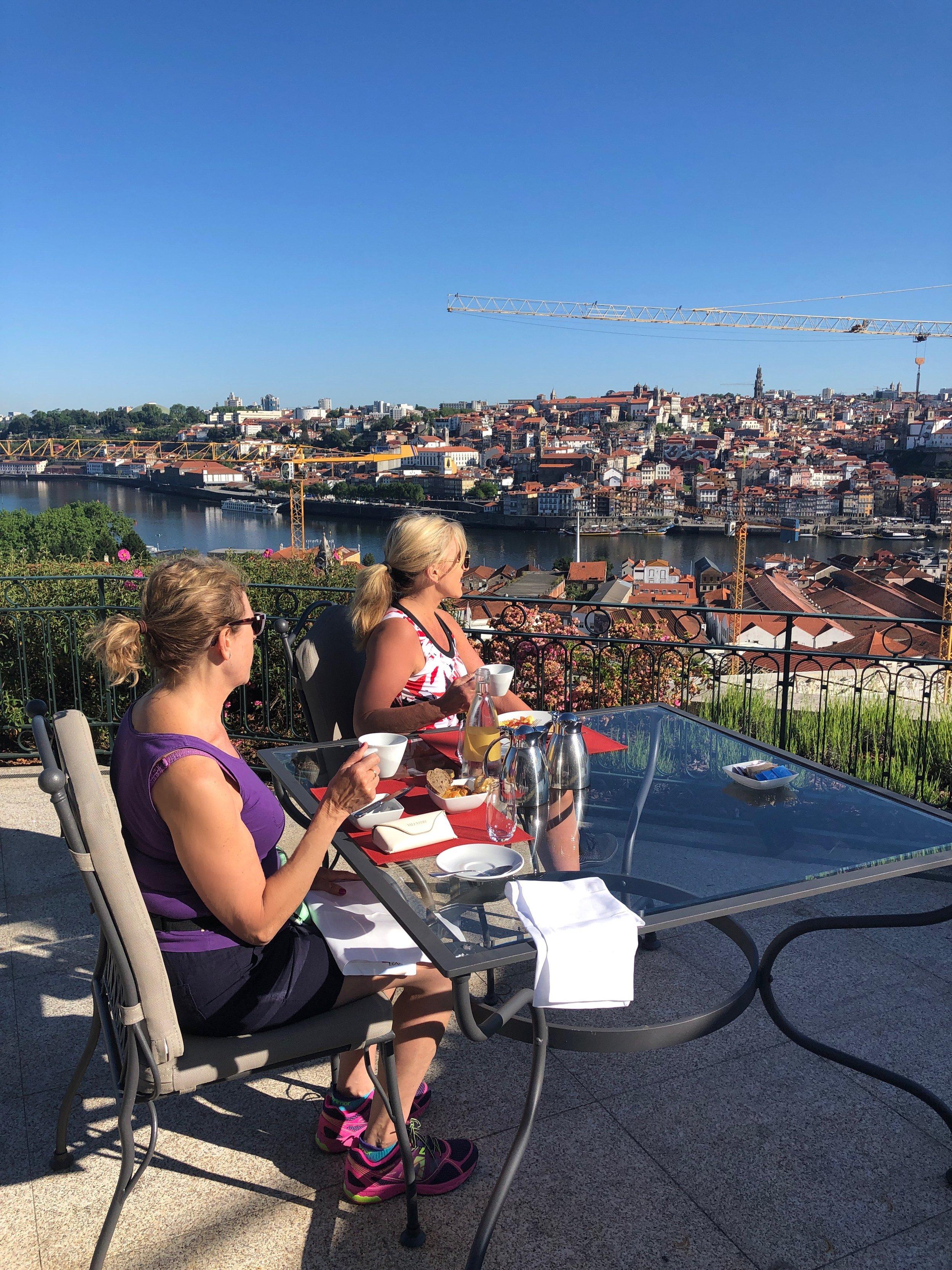 breakfast at the Yeatman Hotel in Porto.jpeg