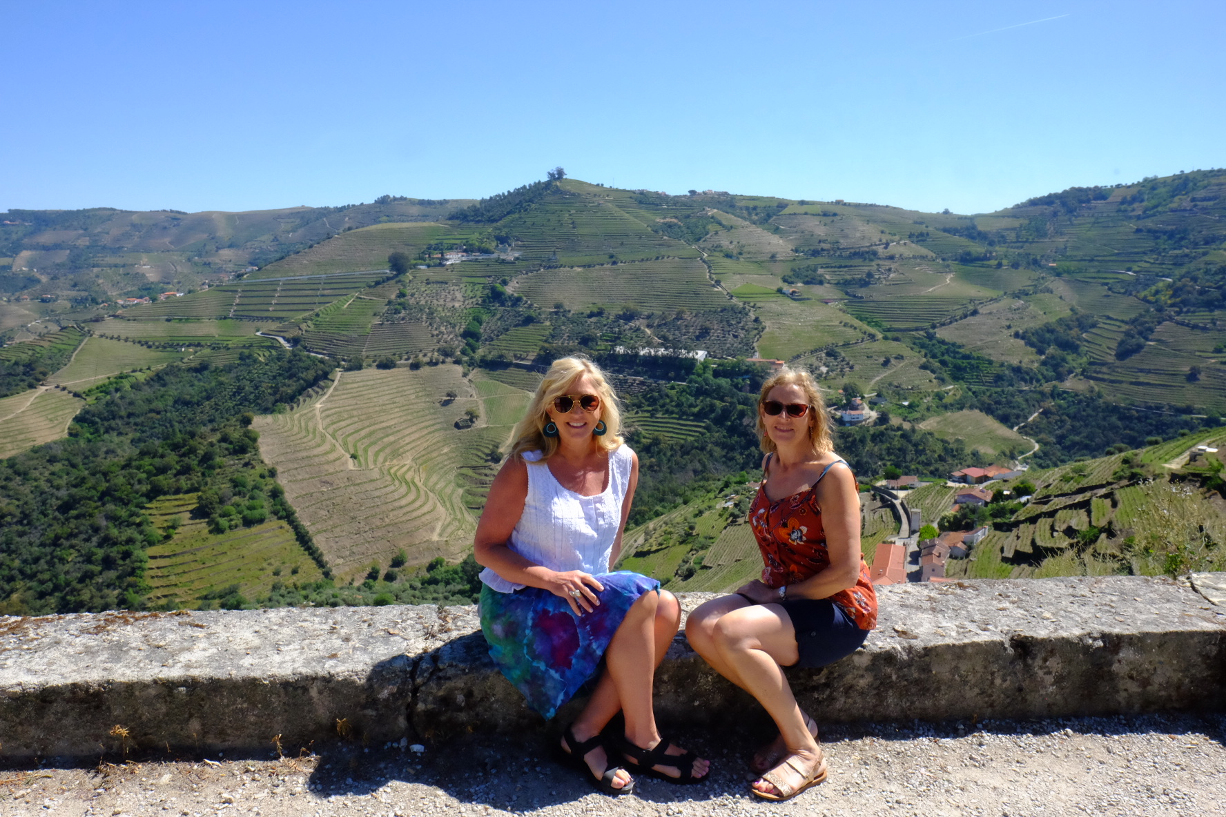 tour with our driver on first day in Duero Valley  .jpg