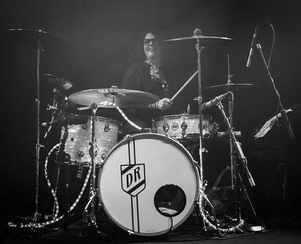 Dawn Richardson Drum Teacher San Francisco