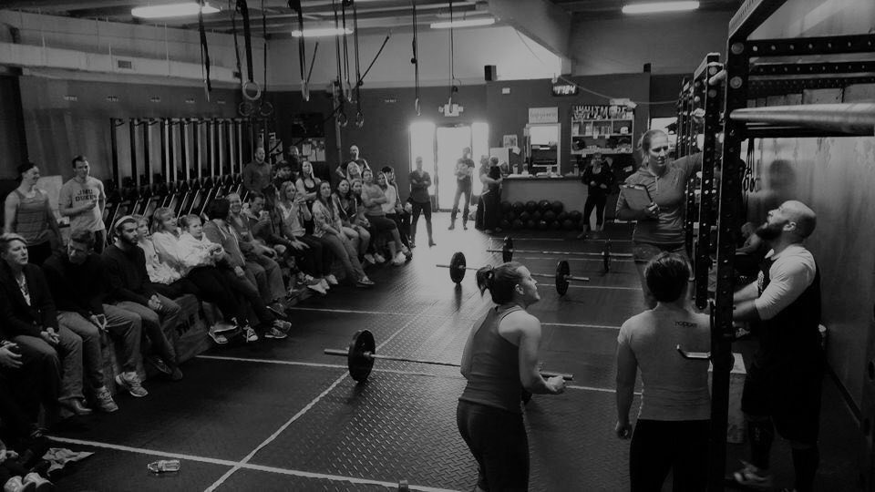 The CrossFit Open 2019 -