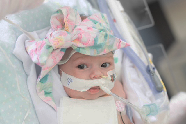 Olivia under the care of the wonderful doctors and nurses and Children's Medical Center-Dallas.