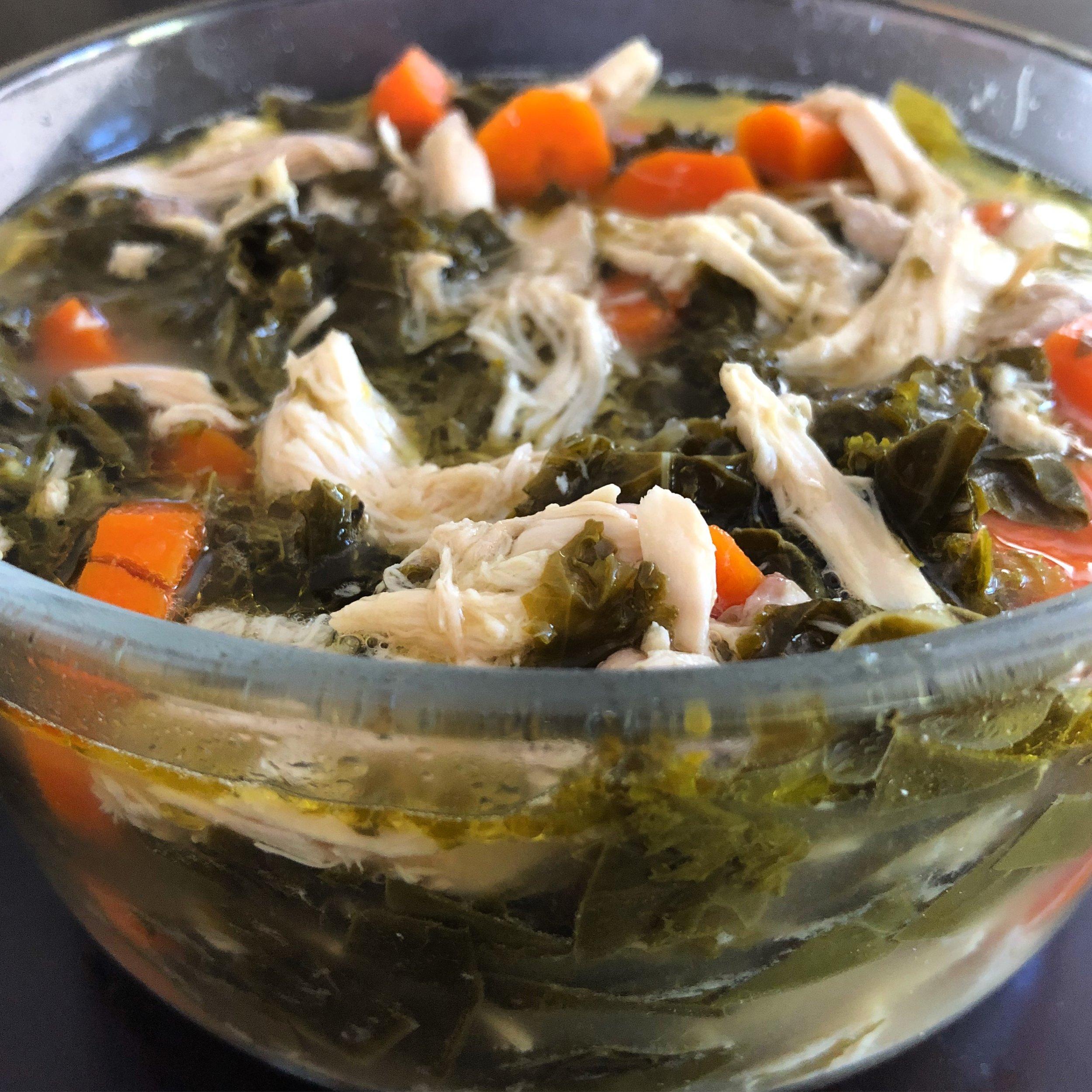 Detox Soup - Bowl