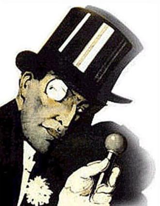 The OG Arsene Lupin, a gentleman thief