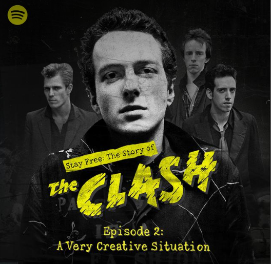 Stay Free: The Story of the Clash - Hosted by Chuck DListen on Spotify