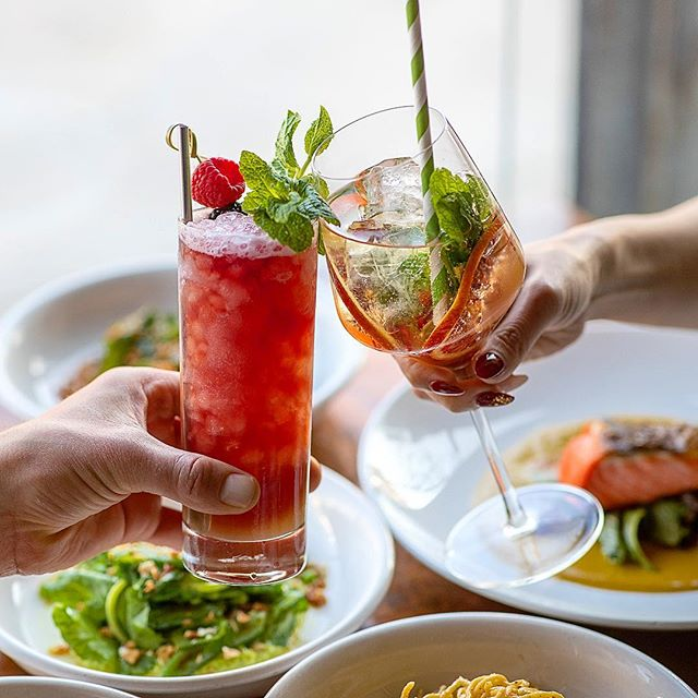 Ready for spring @cafebirdiela . . . . .  #buzzfeast#eatstagram#latimesfood#goodeats#pasta#eatingguidela#foodblogfeed#foodstyling#newforkcity#infatuation#infatuationla#feedfeed#eaterla#forkyeah#devourpower
