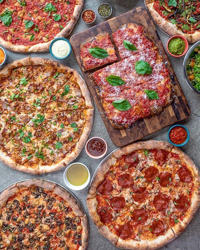 Some times we pizza. Who wants a pizza this? 🍕🍕🍕 Opening soon @milosro. . . : . #hautecuisines#instafeast#foodgawker #lifeandthyme #foodgasm#feastagram #forkfeed#chefofinstagram #eaternyc #eaterla#eatingguidela#foodwinewomen#f52grams