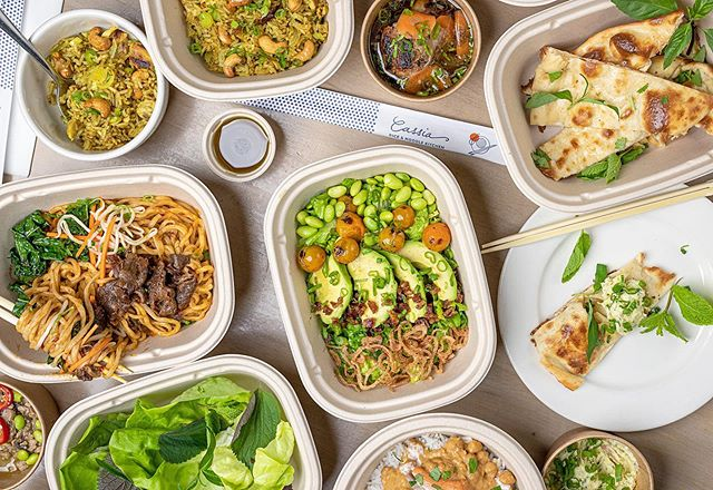 Launching tomorrow, June 25th: @cassiariceandnoodle by @bnchef! The fast, casual sister concept to @dinecassia with a menu that's only available for pick up or delivery. Netflix and chill like a pro with @cassiariceandnoodle. . . . . .  #buzzfeast#eatstagram#latimesfood#goodeats#pasta#eatingguidela#foodblogfeed#foodstyling#newforkcity#infatuation#infatuationla#feedfeed#eaterla#forkyeah#devourpower#santamonica#venice