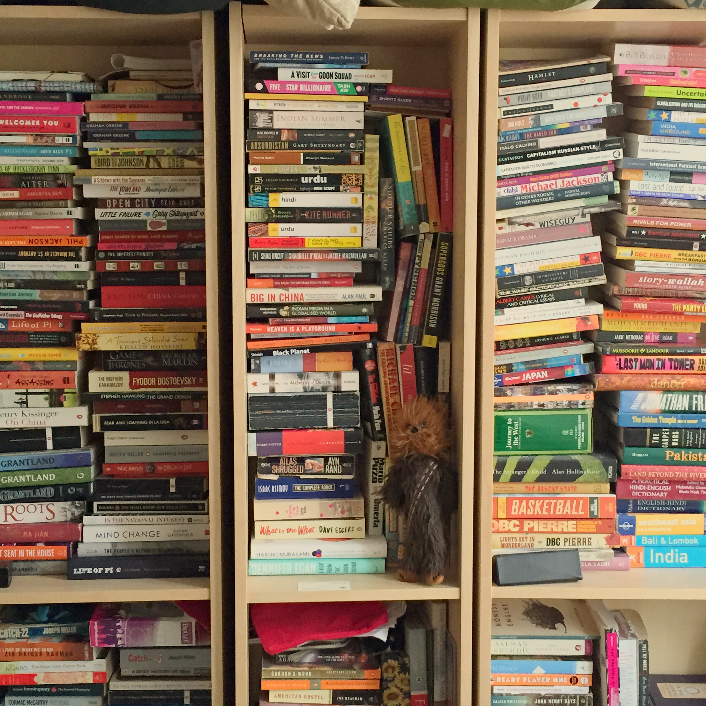 stacks on stacks at home