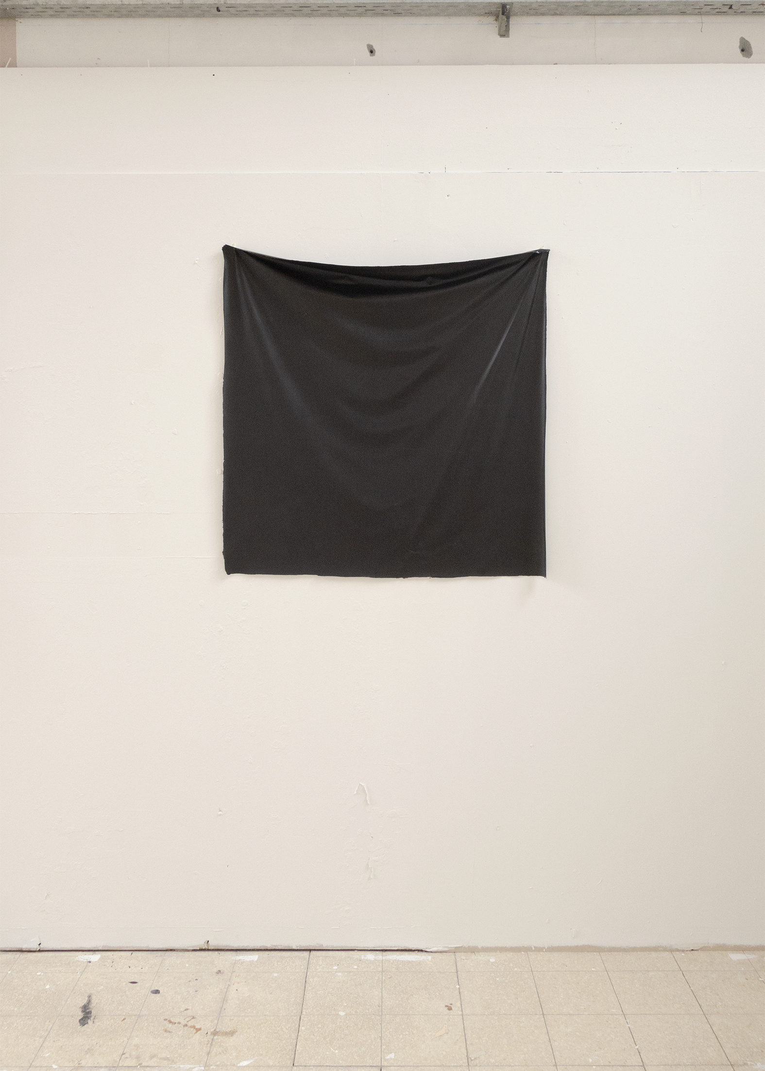 """Malevitch"", acrilic, 120 x 120 cm."