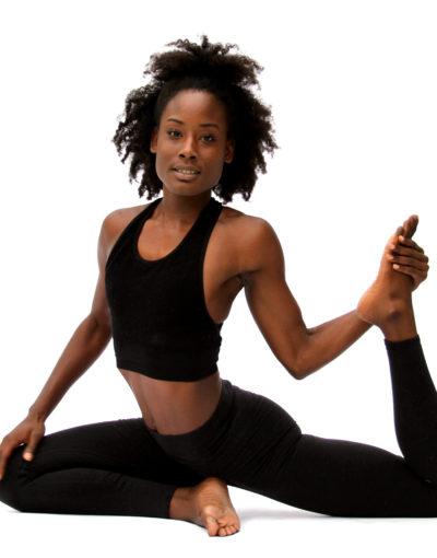 Jamila Ekukpe / Gentle Flow / Yin-Yang