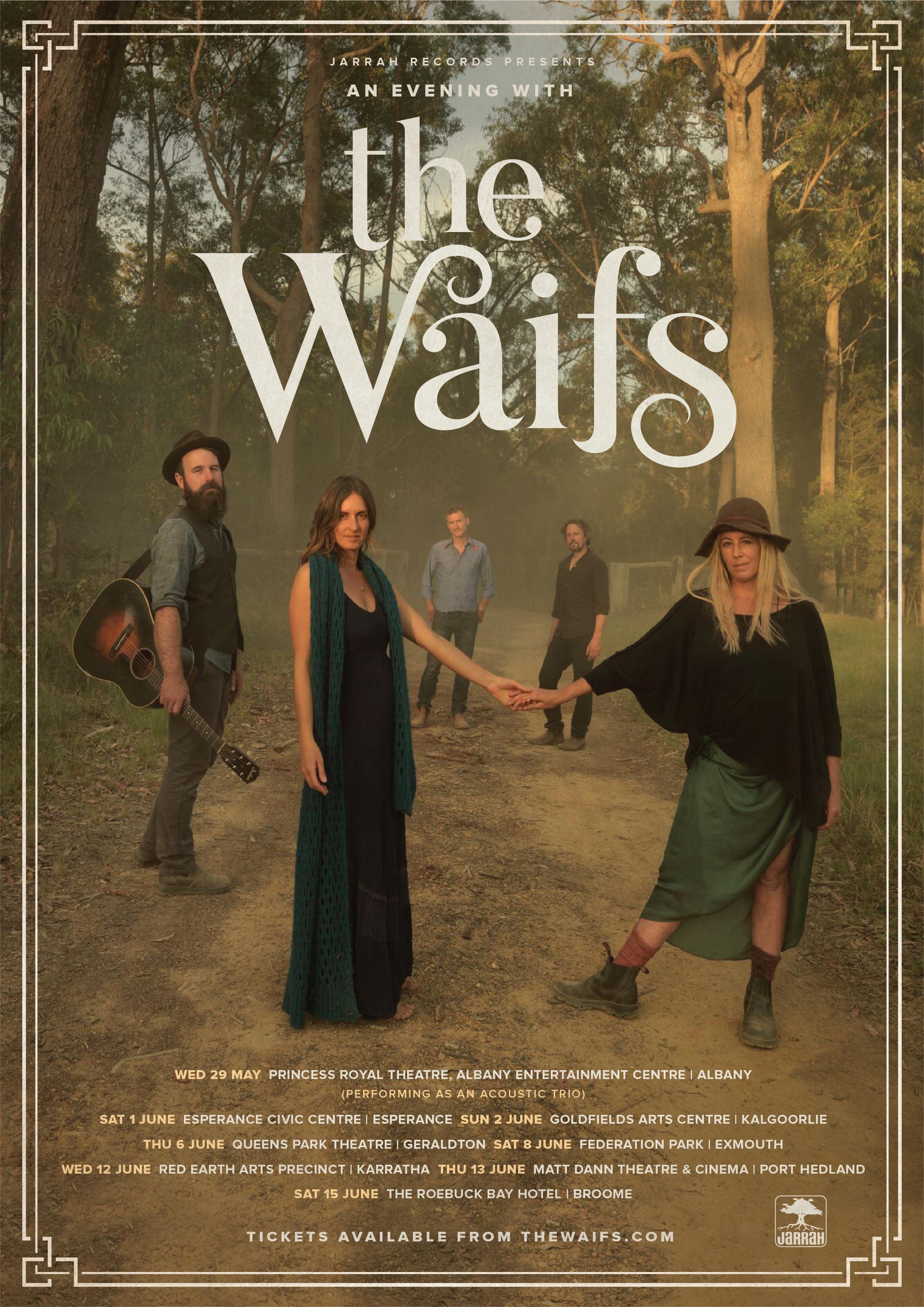 News — The Waifs