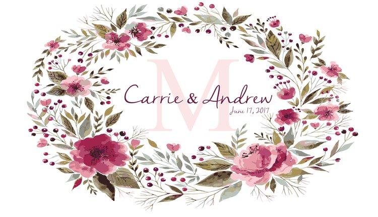 WEDDING LOGO #37
