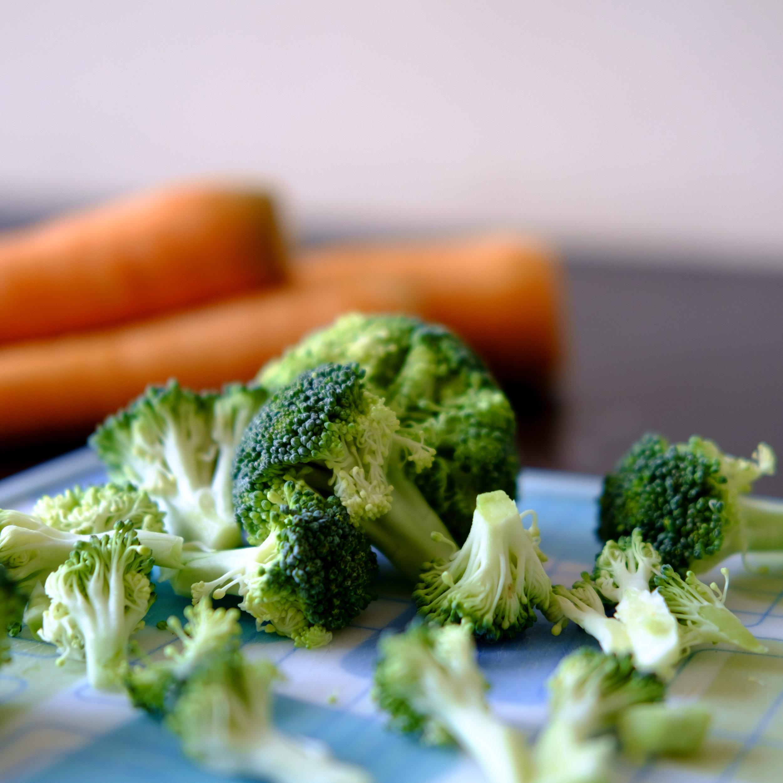 """I actually prefer the steamed broccoli."" said no child ever."