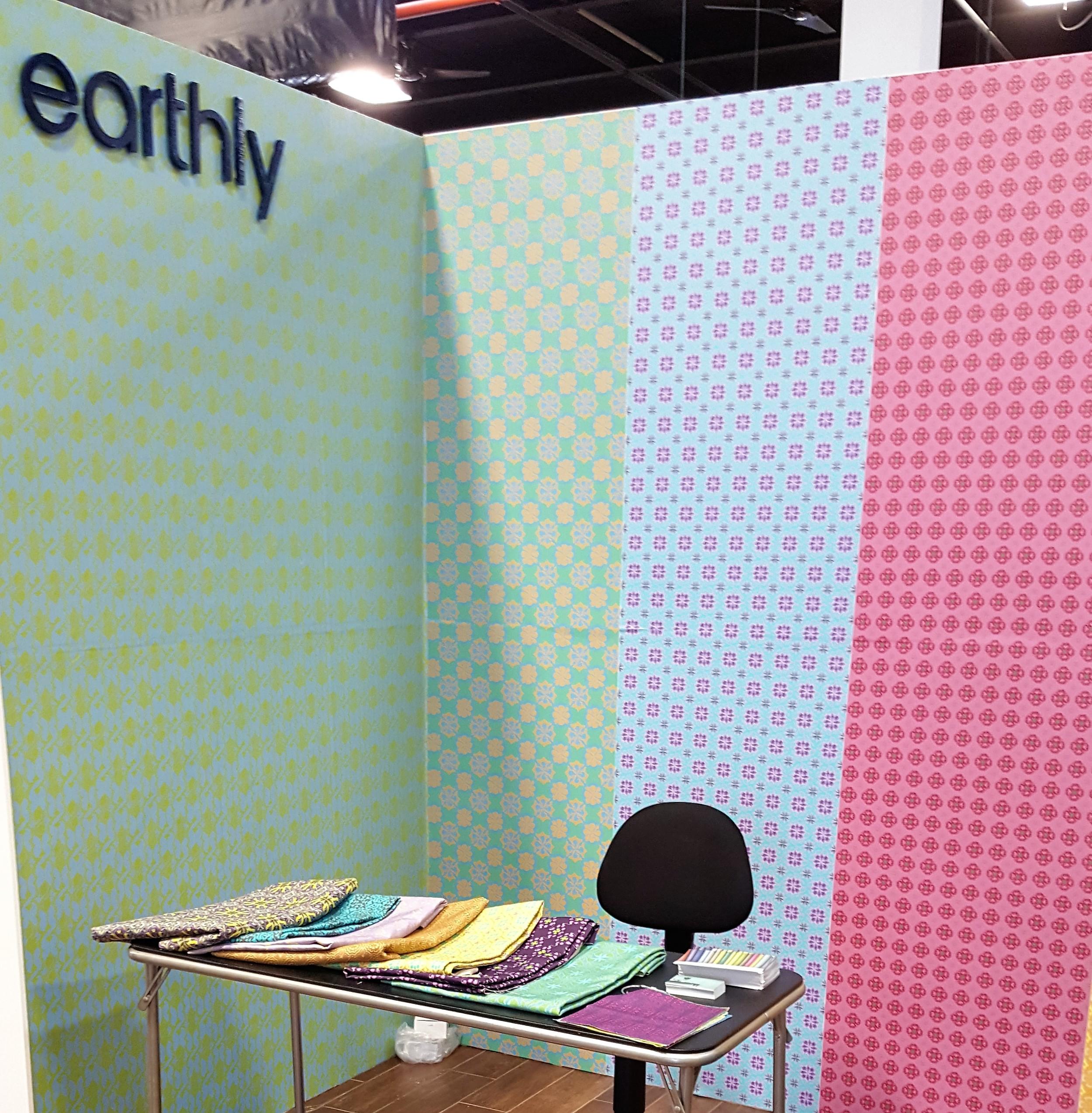 CATEGORY: TEXTILES  Earthly for hemp-based, eco-friendly fabrics