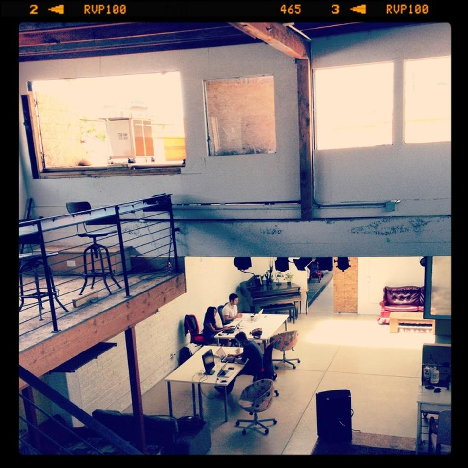 3rdSpace's vision to create an intellectual and creative hub for local innovators, freelancers, and creators of every sort.