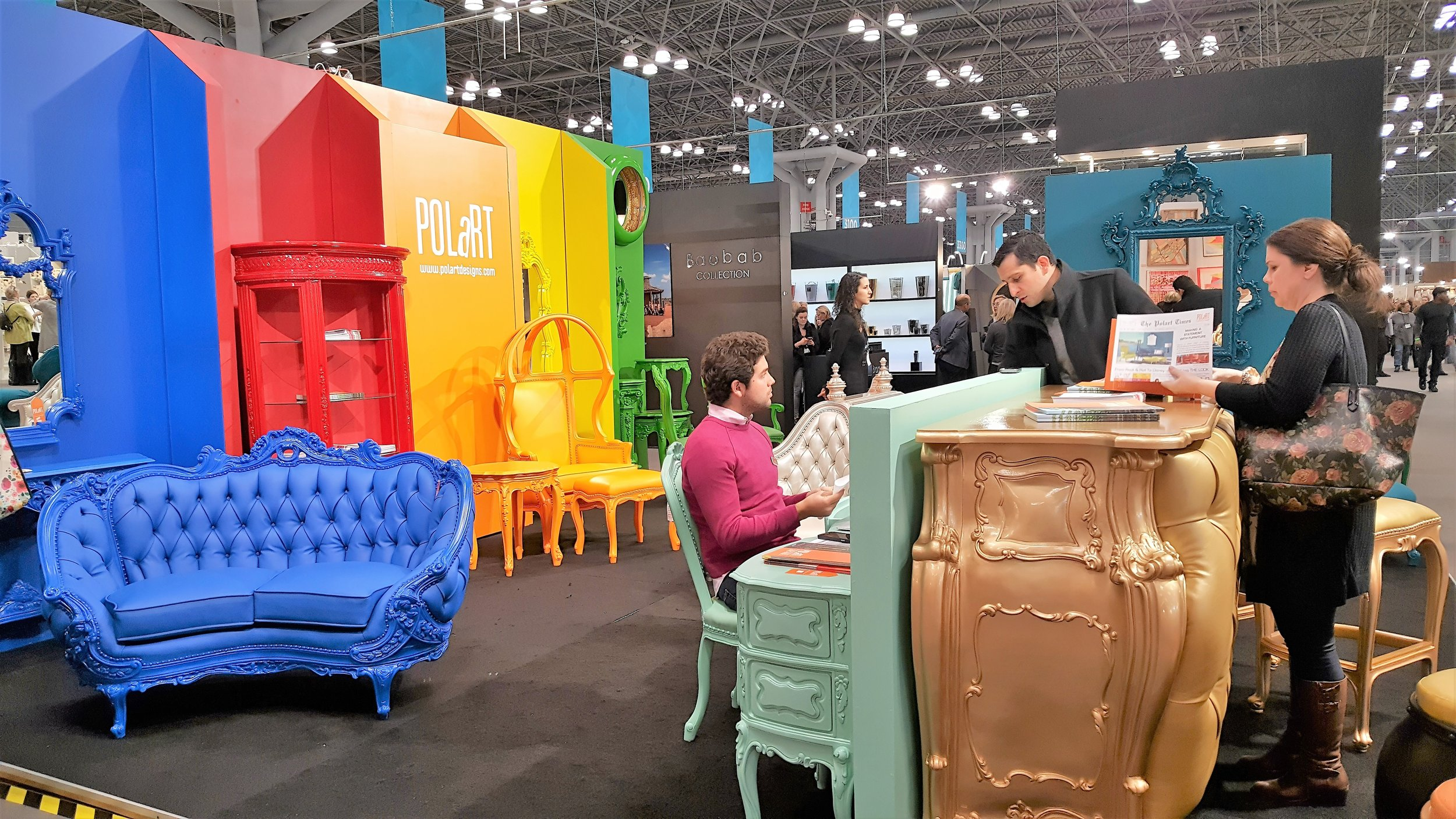 11 FUN FINDS TO ADD SOME COLOR AND COMFORT TO YOUR WORKDAY - Twice a year some 2,400 suppliers of home, lifestyle and gift products show their latest wares at NY NOW at the Javits Center.