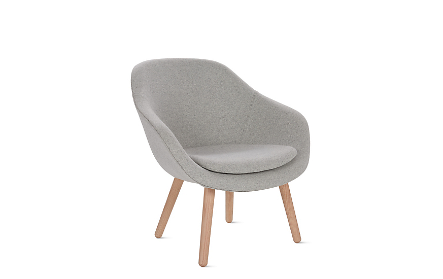 About A Lounge 82 Armchair, Low Back - Designed by Hee Welling for HAY$1,145.00 - $1,795.00