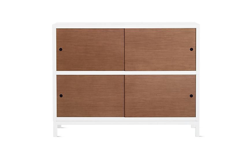 Sapporo Shelving Doors, Set of 2 - Designed by Jesús Gasca for Stua$125.00