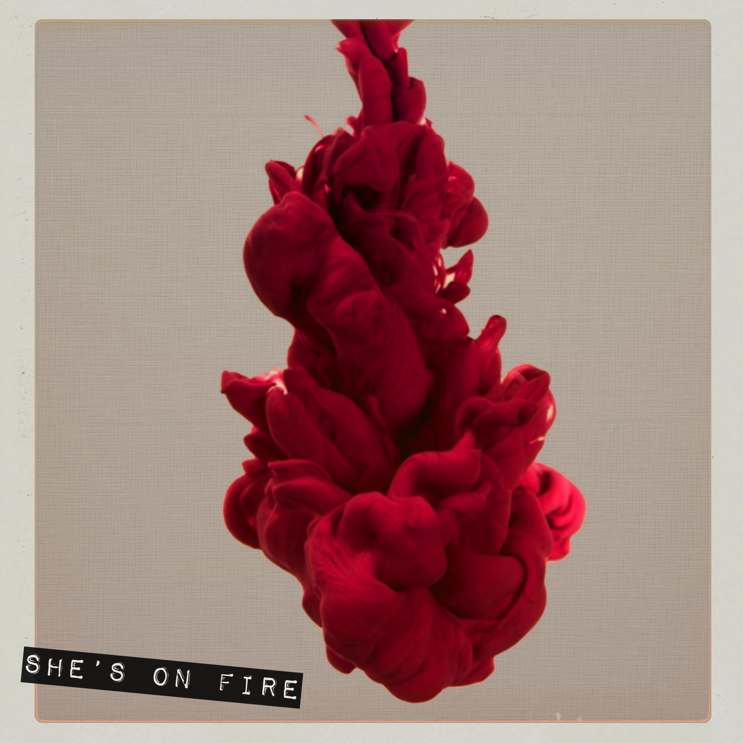 She's On Fire Album Cover.jpg