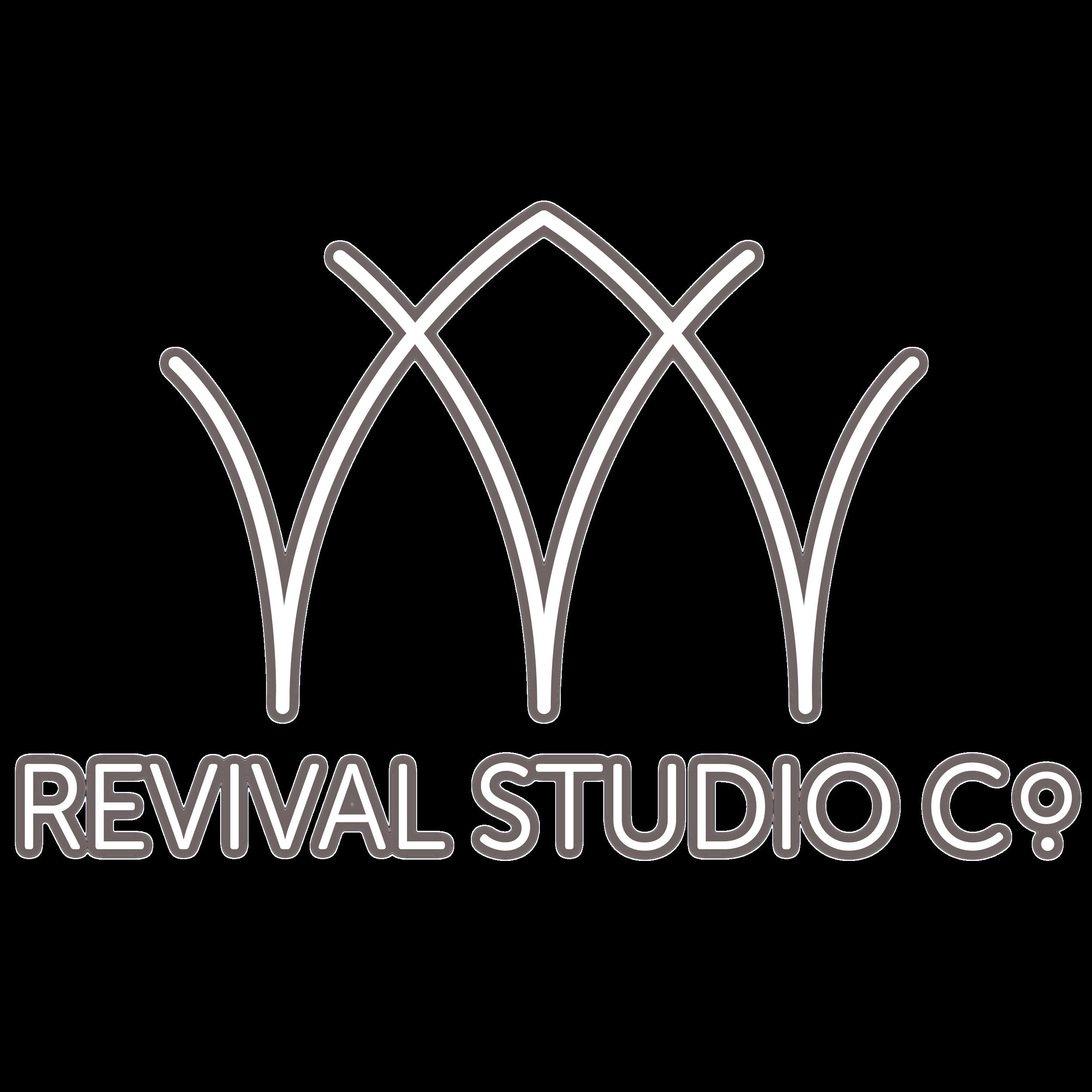 RevivalStudioCo.Brandmark