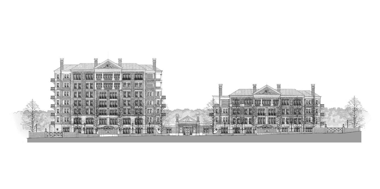 Luxury Condominiums The Manning 120 Woodmont