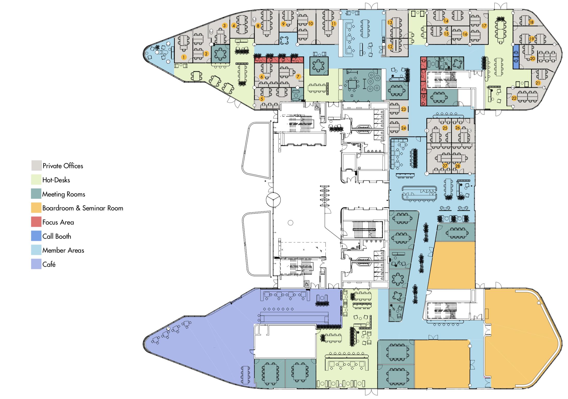 Workshop17 144 Oxford Floor Plan