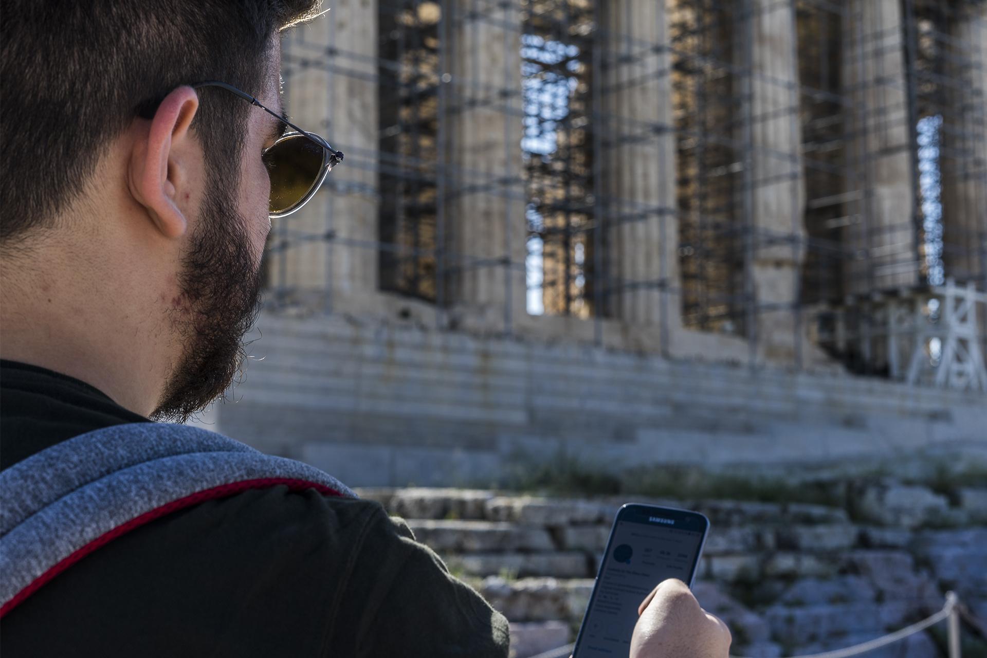 📍 Acropolis, Athens, Greece