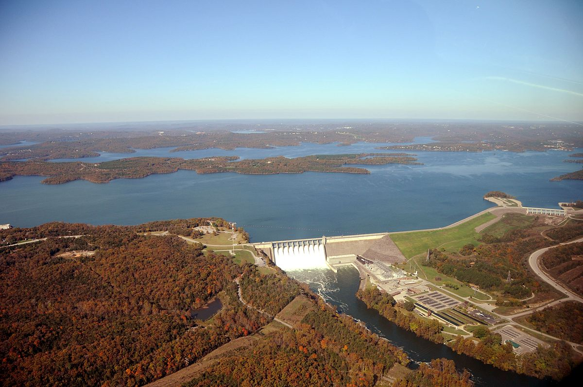 Table Rock Dam