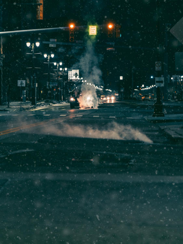 Steamy Streets