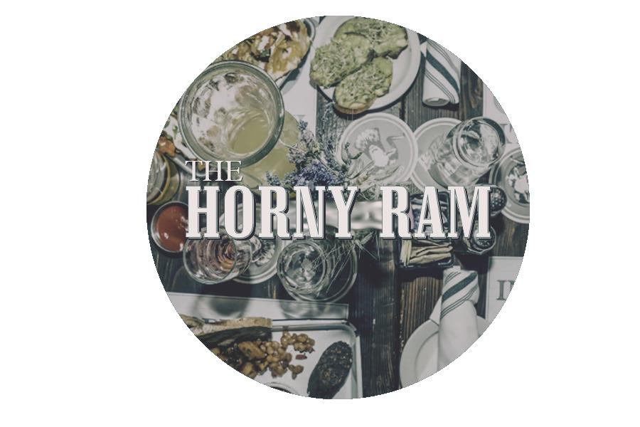 THE HORNY RAM
