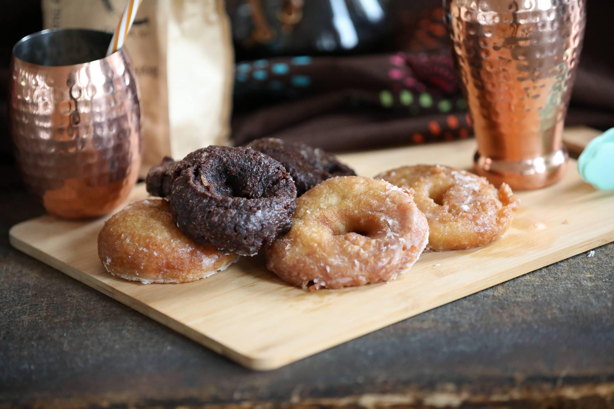 Blue Mammoth Doughnuts