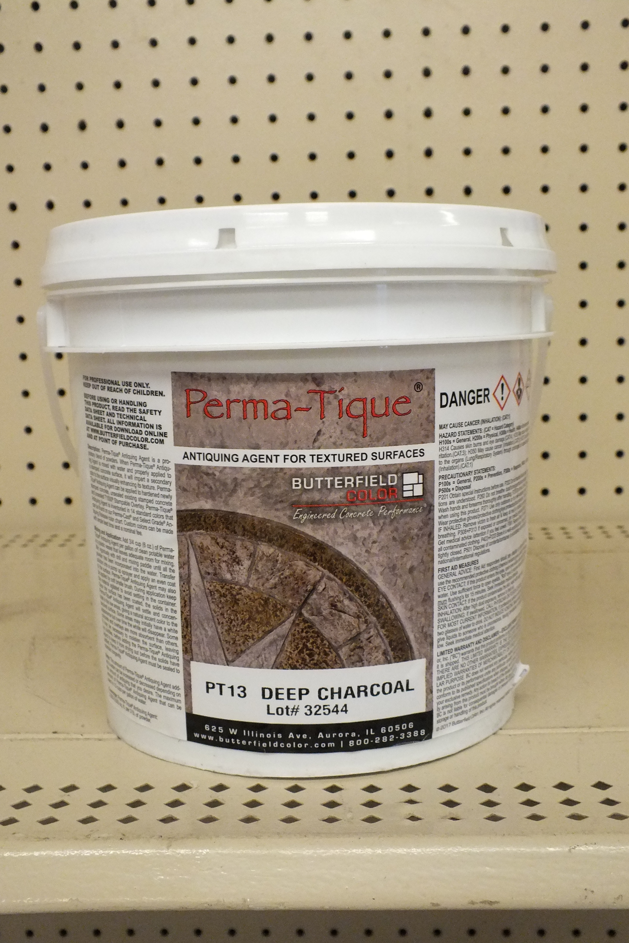 Butterfield Perma-Tique - Antiquing agent for textured surfaces