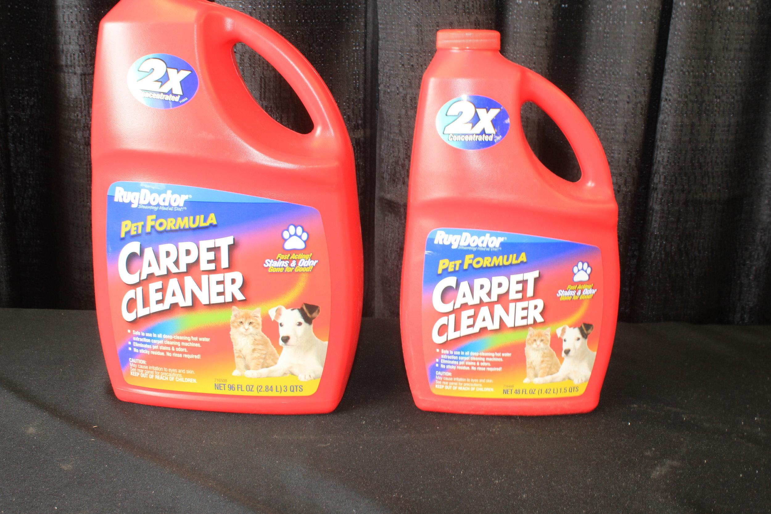 Rug Doctor - Pet Formula Carpet Cleaner