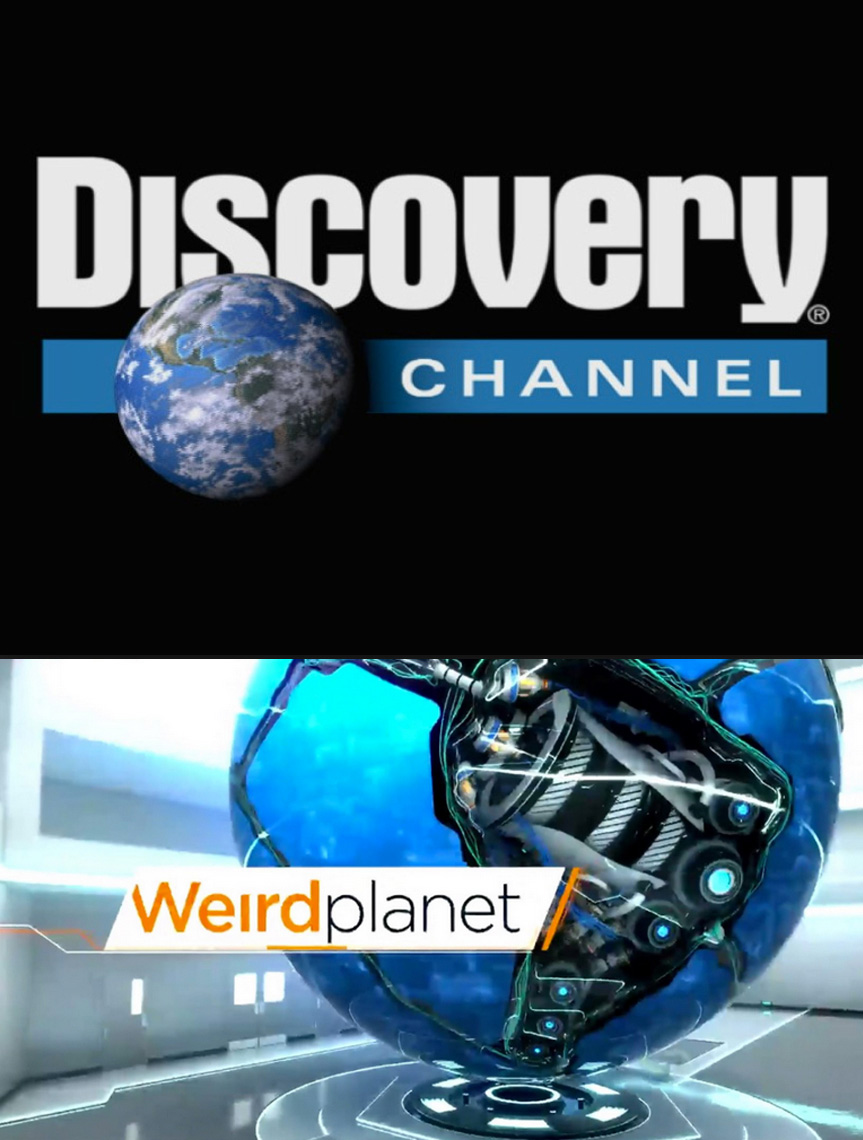 Discovery Channel's Weird Planet