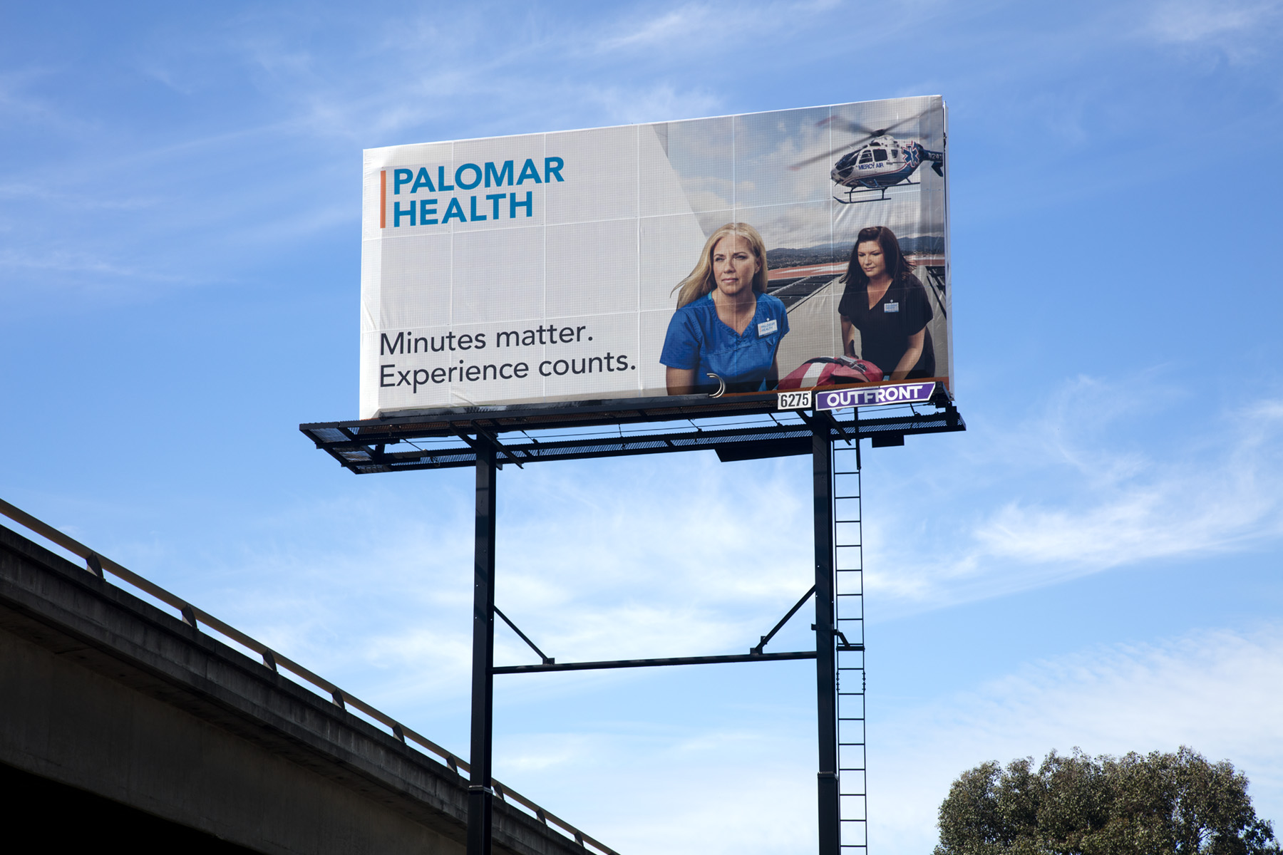 Palomar Health Billboard