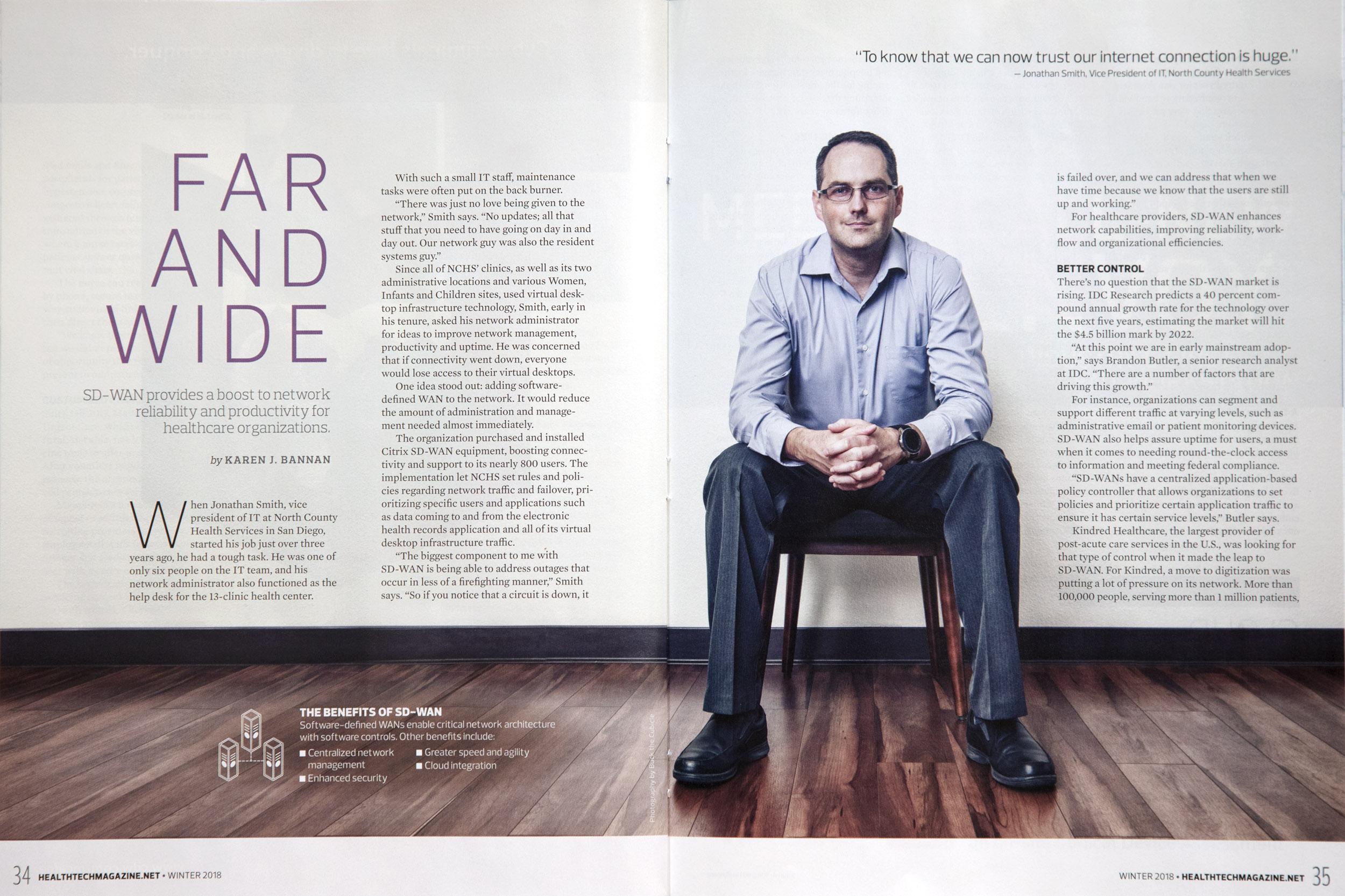 Health Net Magazine