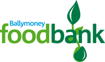 Helping local people in crisis... - Find out more abour Ballymoney Food Bank by clicking the logo.