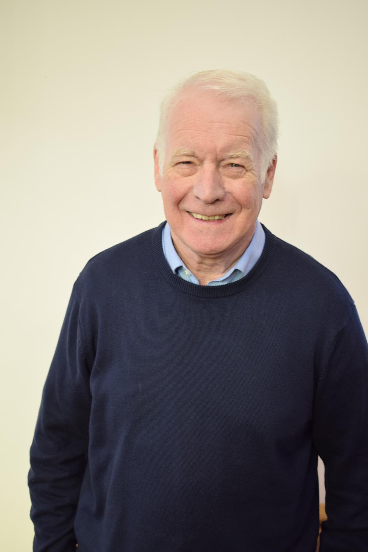 Rev Jim Thompson    Pastoral Care Co-ordinator