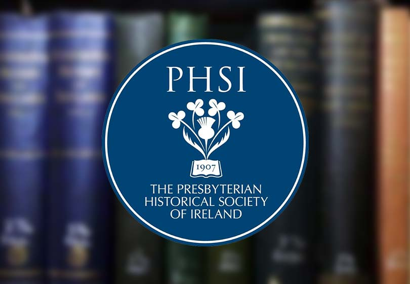 Presbyterian Historical Society of Ireland - Founded in 1907 the object of the Society is to explore and promote an understanding of the history of Presbyterianism in Ireland.This is achieved by various means, including the collection and preservation of historic materials and records of these churches.View or download the PHSI Information Sheet or click the image to go to the website.