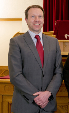 Rev Stephen McCracken    Minister    minister@firstballymoney.co.uk