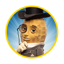 Click here for Mr. Peanut info