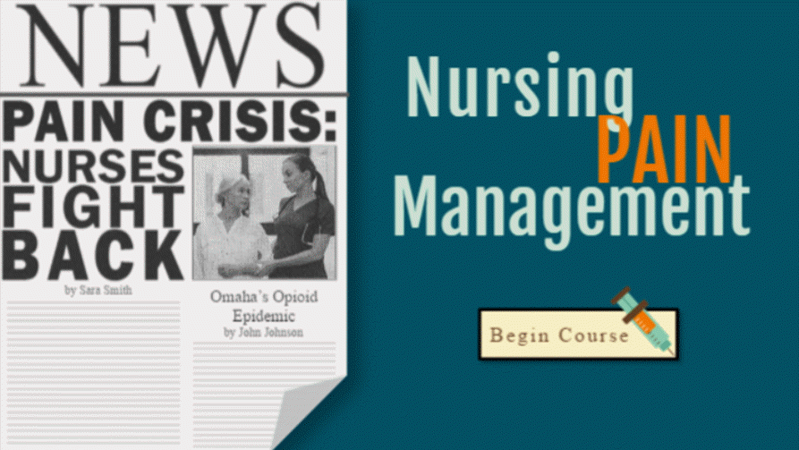 Curriculum & Evaluation    Pain Management    View Project