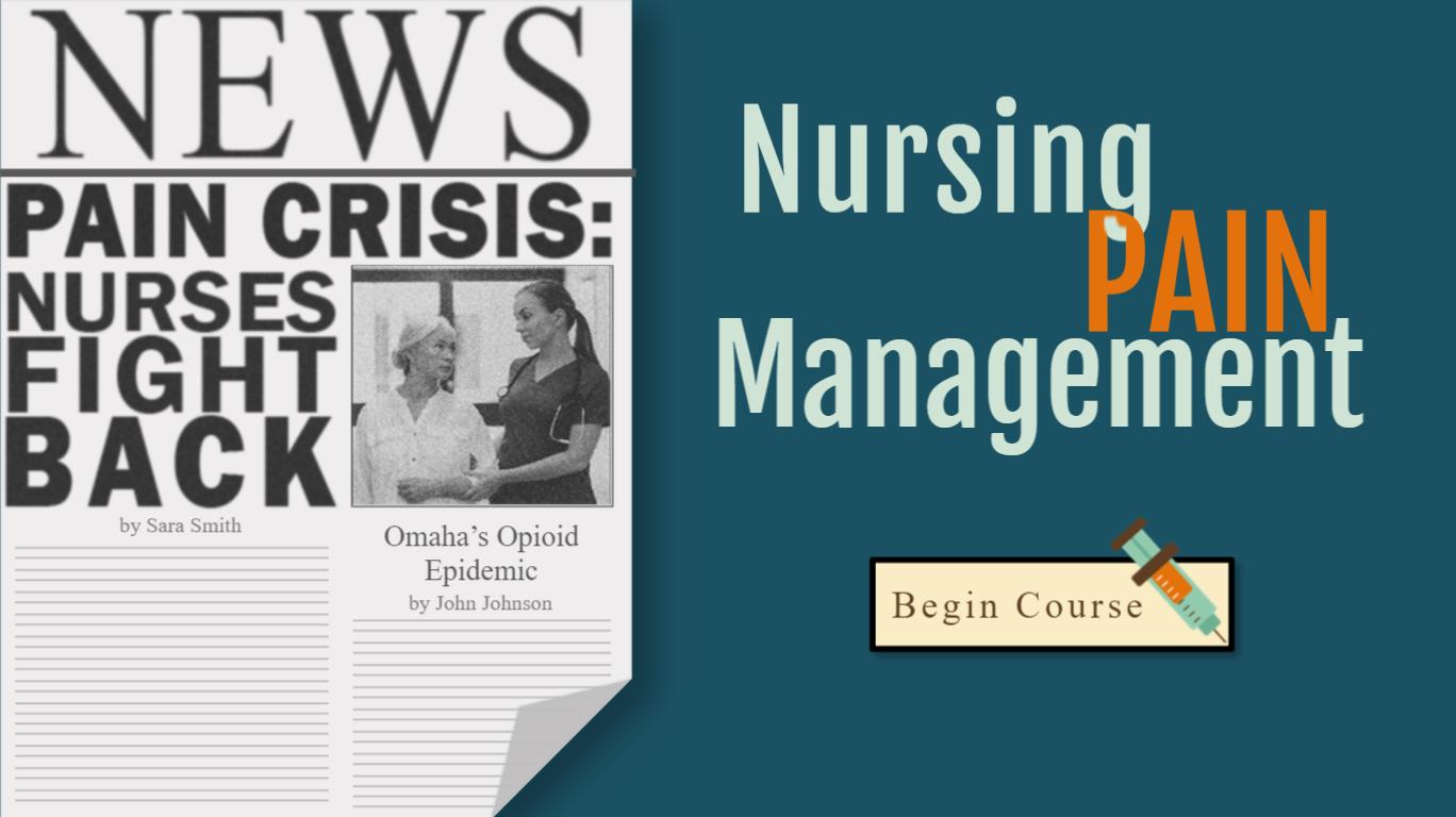 Case Study: Pain Management