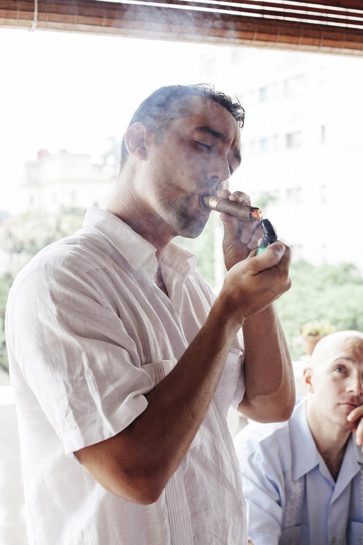Cuban cigars HabanaLive