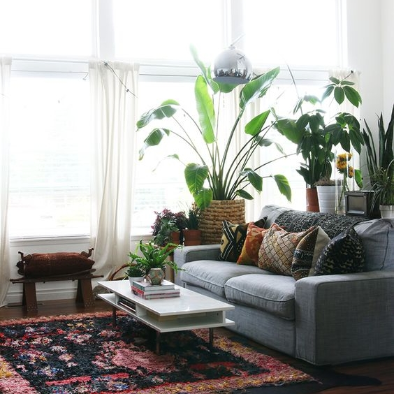 Larger Couch - Living Room