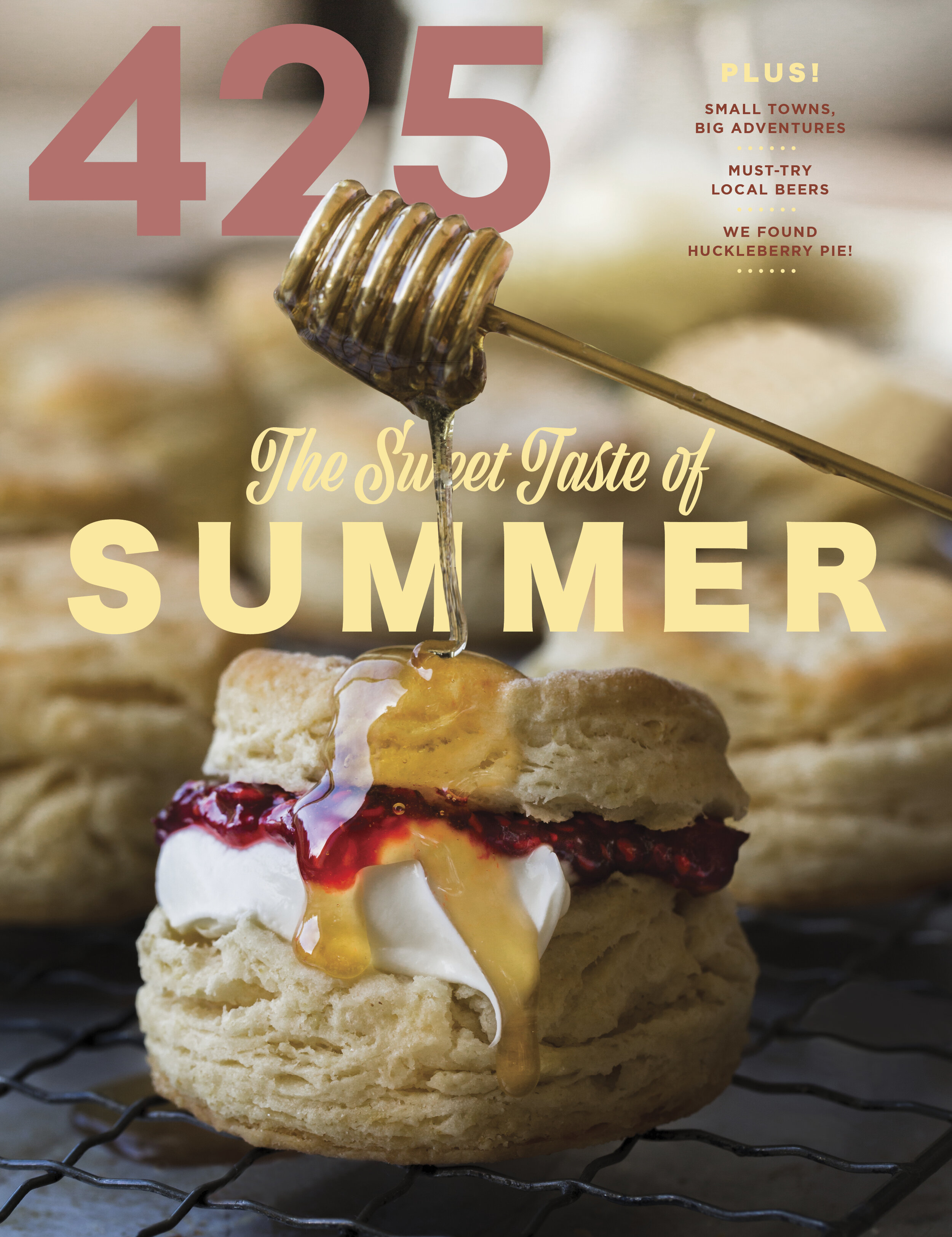 The List  Article in  425 Magazine - August 2019