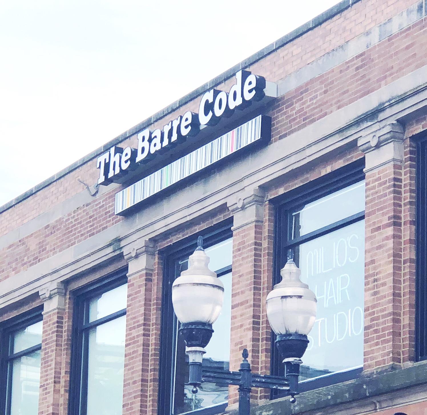 Barre Code studio in Chicago.