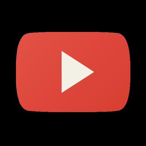 Youtube logo - Lola Design Studio