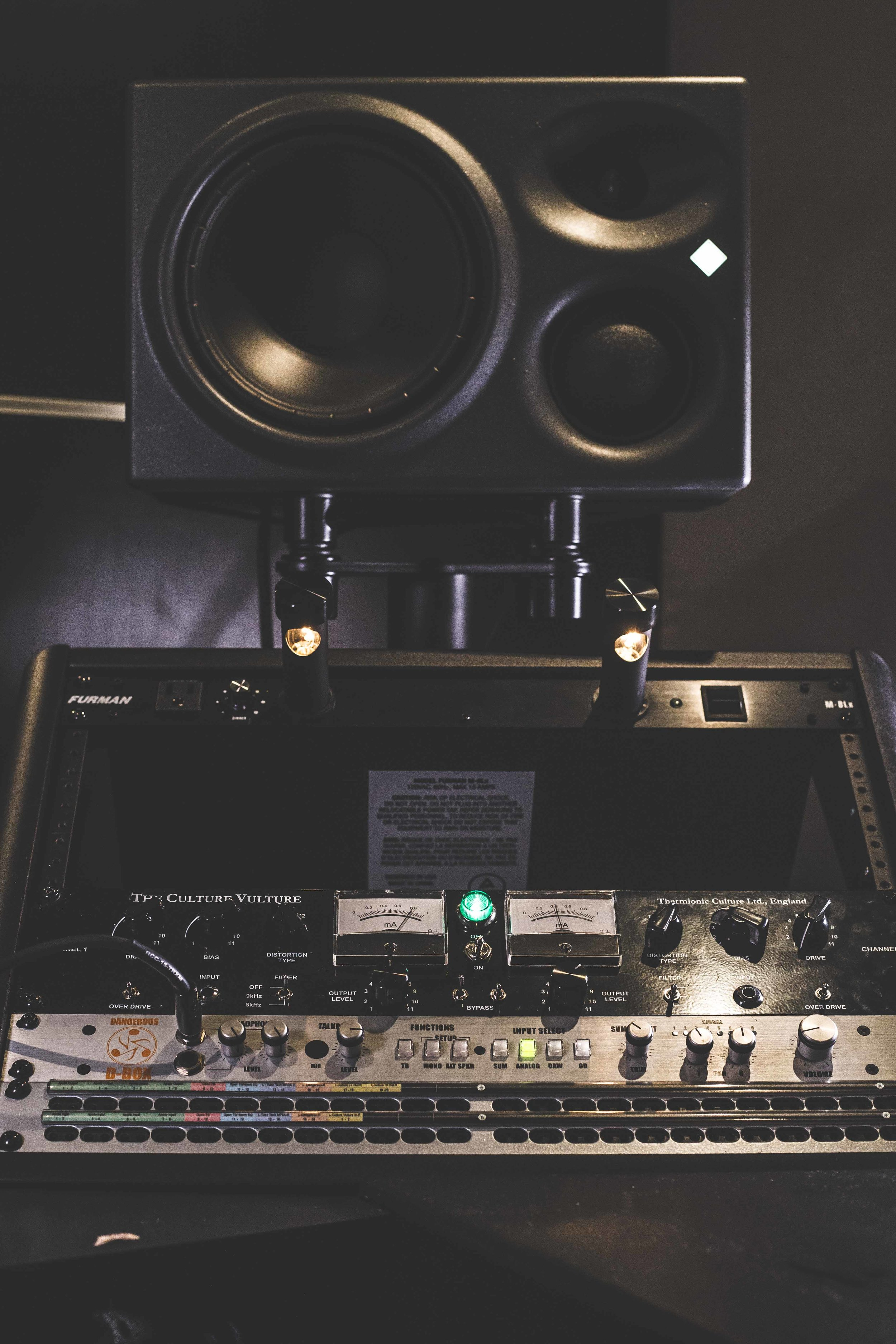 Neumann KH 310 Active Studio Monitors