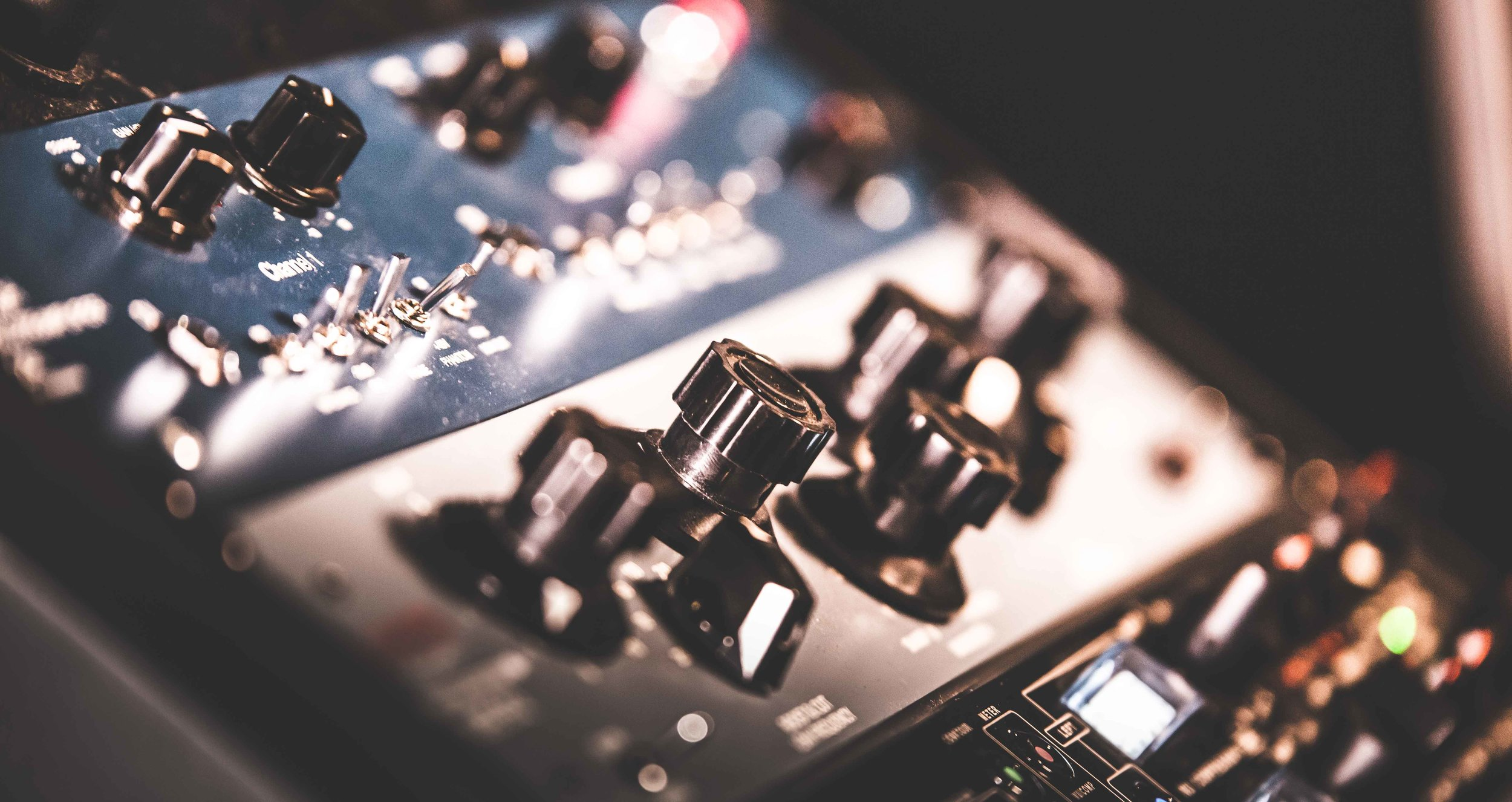 Audio Mixdown - Audio mixing is the process by which multiple sounds are combined into one final audio file. In this process, we will enhance each of your channels volume level, dynamics, frequency content, and panoramic position to prepare your song for the final mastering process.